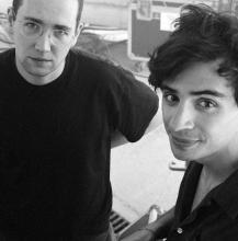 Paradis - Simon Meny et Pierre Rousseau