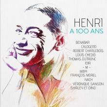 Cover Album Henri a 100 ans