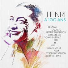 Cover Album Henri a 100 ans