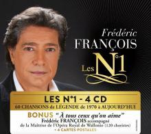 Frédéric François - Les N°1